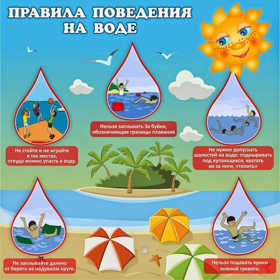 Как сделать лето безопасным
